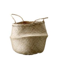 cesta con asas