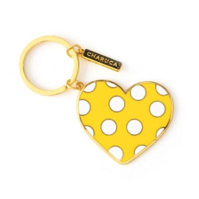 llavero-corazon-amarillo-claro-que-puedes-guapa