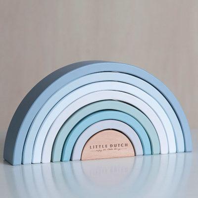 little-dutch-wooden-rainbow-blue-little-dutch-12m (1)