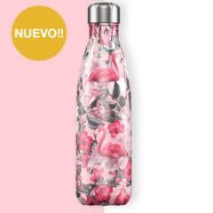 16-botella-inox 500ml- de-chillys-flamingo-260ml