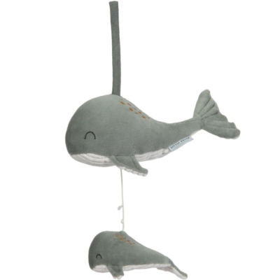ballena menta